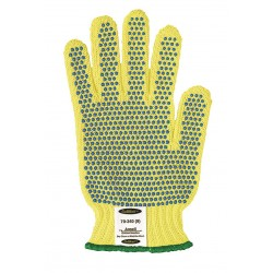 Ansell-Edmont - 70-340-9 - 222142 9 100% Kevlar Dotted Heavyweight