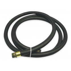 "Fill-Rite - 700F3135 - 12 ft. Nitrile Fuel Hose, 50 psi, 3/4"" NPT Inlet"