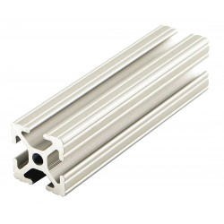 80/20 - 1010-72 - T-Slotted Extrusion, 10S, 72 Lx1 In H