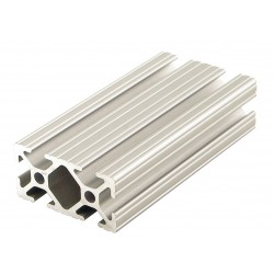 80/20 - 1020-97 - T-Slotted Extrusion, 10S, 97 Lx2 In H