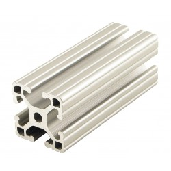 80/20 - 1515-LITE-72 - T-Slotted Extrusion, 15S, 72 Lx1.5 In H