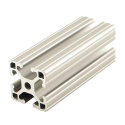 80/20 - 1515-LITE-97 - T-Slotted Extrusion, 15S, 97 Lx1.5 In H