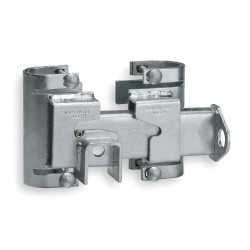 American Lock - A810 - American Lock Silver Hardened Steel General Security Hasp, ( Each )