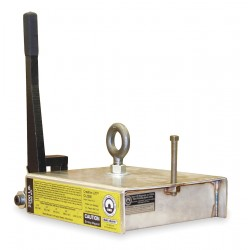 World of Welding - CL2200 - Lifting Magnet, 2200 lb Cap, 15 In OAL