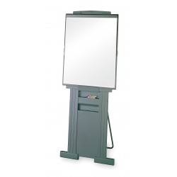 Quartet (Acco) - 200E - Dry Erase Board Easel, Aluminum Frame Material, 72 Overall Height