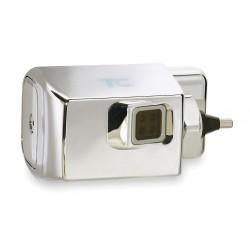 Rubbermaid - FG401186A - Toilet/Urinal Flush Valve Retrofit Kit, Side Mounting Position