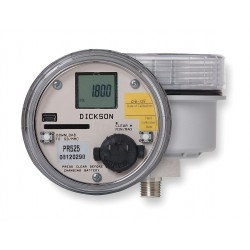 Dickson - PR525 - Data Logger, Pressure Range 0 to 500 PSI