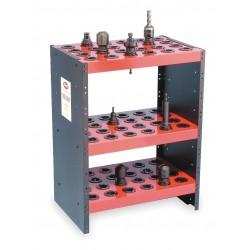 Huot - 13840 - Heavy-Duty CNC ToolTower, 40 Taper, 36 Height (In.), 27-5/16 Width (In.)