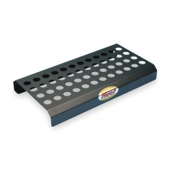 Huot - 14801 - Heavy-Duty Collet Rack, 1-3/8 Height (In.), 7-7/32 Width (In.)