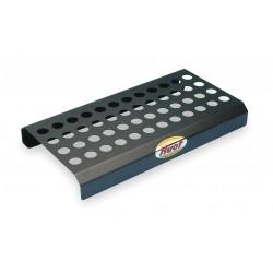 Huot - 14810 - Heavy-Duty Collet Rack, 1-3/8 Height (In.), 7-7/32 Width (In.)