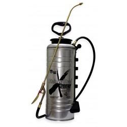 Chapin - 19069 - Handheld Sprayer, Stainless Steel Tank Material, 3-1/2 gal., 60 psi Max Sprayer Pressure