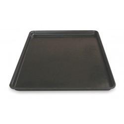 Molded Fiberglass - 3320005167 - Tray, Black, 1-1/8H x 25-3/4L x 17-7/8W, 1EA