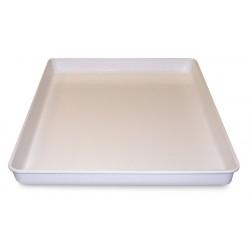 Molded Fiberglass - 6081012232 - Tray, White, 2H x 30L x 20W, 1EA