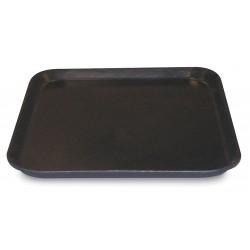 Molded Fiberglass - 3180005167 - Tray, Black, 1H x 18L x 14W, 1EA