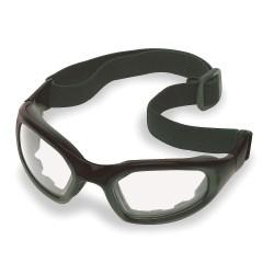 3M - 40686-00000-10 - Anti-Fog Impact/Dust Resistant Goggle, Clear Lens Color