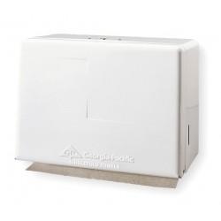 Georgia Pacific - 56701 - Georgia Pacific Universal Single Fold Manual Paper Towel Dispenser, White