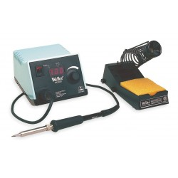 Weller / Cooper Tools - WESD51 - Weller WESD51 50-Watt Digital Soldering Station; 120 VAC