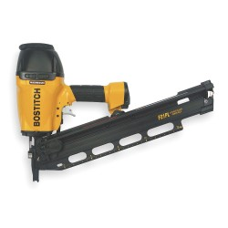 Stanley Bostitch - F21PL - Bostitch F21PL 21 Degree Plastic Collated Round Head Framing Nailer/Metal Connector Nailer