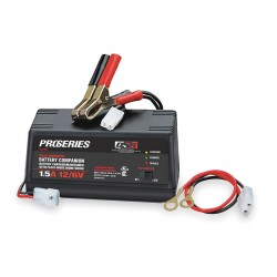 Schumacher Electric - SEM1562A - Schumacher SEM-1562A AC Charger - 110 V AC Input - 6 V DC, 12 V DC Output - AC Plug