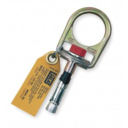 DBI / Sala - 2104562 - Concrete Anchor, Temp/Perm, 310 lb. Cap