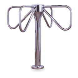 Turnstile Security - 1001-S - 4 Arm Turnstile