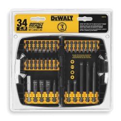 Dewalt - DW2153 - 34-Piece Impact Ready Screw Driving Set