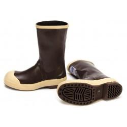 "Servus / Honeywell - 22114/15 - 12""H Men's Mid-Calf Boots, Steel Toe Type, Neoprene Upper Material, Tan, Size 15"