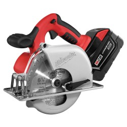 "Milwaukee Electric Tool - 0740-22 - 6-7/8"" Cordless Circular Metal Saw Kit, 28.0 Voltage, 3200 No Load RPM, Battery Included"