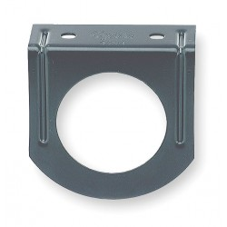 Grote - 43512 - Flange, Steel, Clearance Marker, 3 In