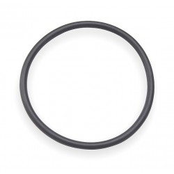 Grote - 94110 - O Ring, 2-1/4 In. ID, PVC, Black