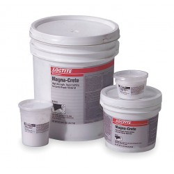 Loctite - 95555 - Concrete Repair, 2 Part, Gray, 5 Gal, Kit