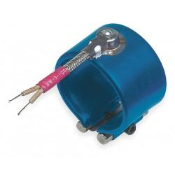 Tempco - MPP56101 - Band Heater, 1400F, 240VAC, Watts 500, Inside Dia. 2-1/2, Width 1-1/2