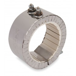 Tempco - BCH06433 - Band Heater, 1400F, 240VAC, Watts 1550, Inside Dia. 8-1/2, Width 2