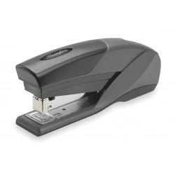 Acco Brands - S7066402 - Reduced Effort Stapler, 20 Sheet, Blk/Gray