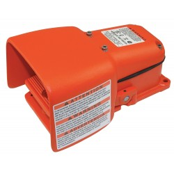 Linemaster - 531-SWH - Heavy Duty Foot Switch, SPDT Contact Form, 125/250VAC Voltage Rating, 2, 4, 13 NEMA Rating