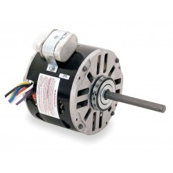 A.O. Smith - 495B - 1/4 HP Direct Drive Blower Motor, Permanent Split Capacitor, 1050 Nameplate RPM, 115/208-230 Voltage