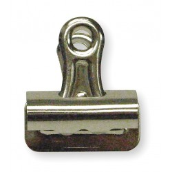 Other - 2WFV8 - 2-5/8W Bulldog Clip, Silver