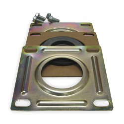 LDI Industries - 5104 - 5-1/2 x 5-1/4 Hydraulic Suction Flange For Pipe Size (In.) 1-1/2