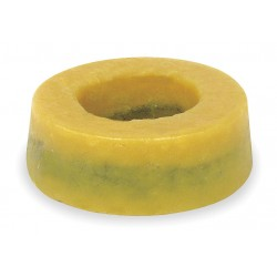 Oatey - 011308 - Petroleum Wax/Polyethylene Flange Wax Ring, For Use With 2 Outlet, Urinal