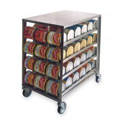 Can Storage Racks