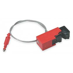 Brady - 51252 - Circuit Breaker Lockout, 120, Snap-On Lockout Type, Fiberglass Reinforced Polyurethane
