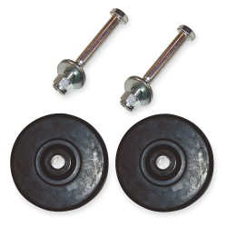 Milwaukee Electric Tool - 49-22-8106 - Milwaukee Wheel Kit (For Use With Milwaukee Panel Saw 6480-20) (Includes (2) Wheels), ( Each )