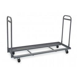 "Akro-Mils / Myers Industries - R214CS1859 - 48""H x 18""W Steel Mobile Bin Cart, 1350 lb. Load Capacity"
