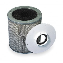 Extract-All - F-981-2A - MERV 14 Carbon Filter For Use With Mfr. No. S-981-2B, SP-981-2B, Frame Included: Yes