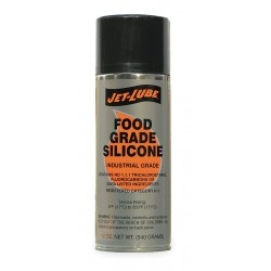 Jet-Lube - 50641 - Food Grade Lubricant, 12 oz. Container Size, 10 oz. Net Weight