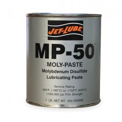 Jet-Lube - 28003 - MP-50(TM) Blue Clay Multipurpose Grease, 1 lb., NLGI Grade: 3.5