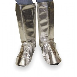 Aluminized Chaps Leggings and Cover Boots