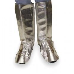 National Safety Apparel - L05NLNLVCXXXL - Leggings, Aluminized Carbon Kevlar(R), XL