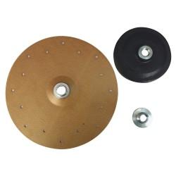 """Milwaukee Electric Tool - 49-36-6050 - 9"""" Phenolic Pad"""