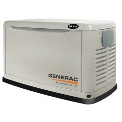 Generac - 5884 - Generac 5884 Generator, Standby, Air-Cooled